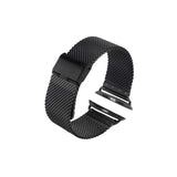 LizaTech Luxury Stainless Steel Tight Mesh Strap For Apple Watch AWMS001