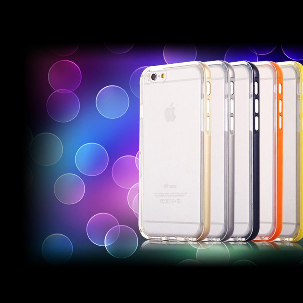 LizaTech LED Flash Light-Up Notification Case For iPhone 5/5S