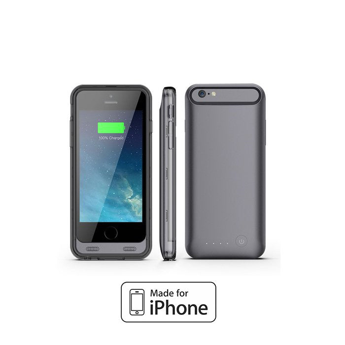 LizaTech iPhone 6 Apple Certified Power Charger Case - 5 Amazing Colors!