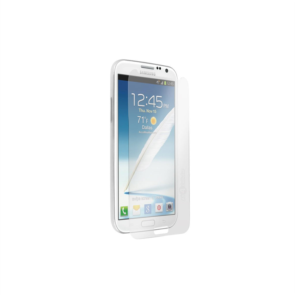 iPM Samsung Galaxy Note 4 Tempered Glass Screen Protector