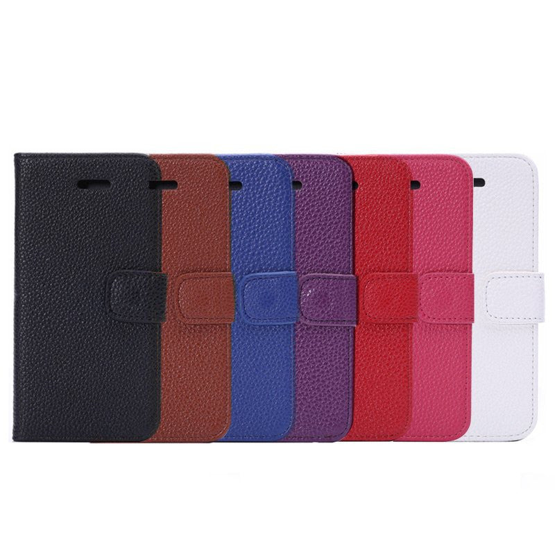 LizaTech Leather Pebbles iPhone 6 Wallet Case