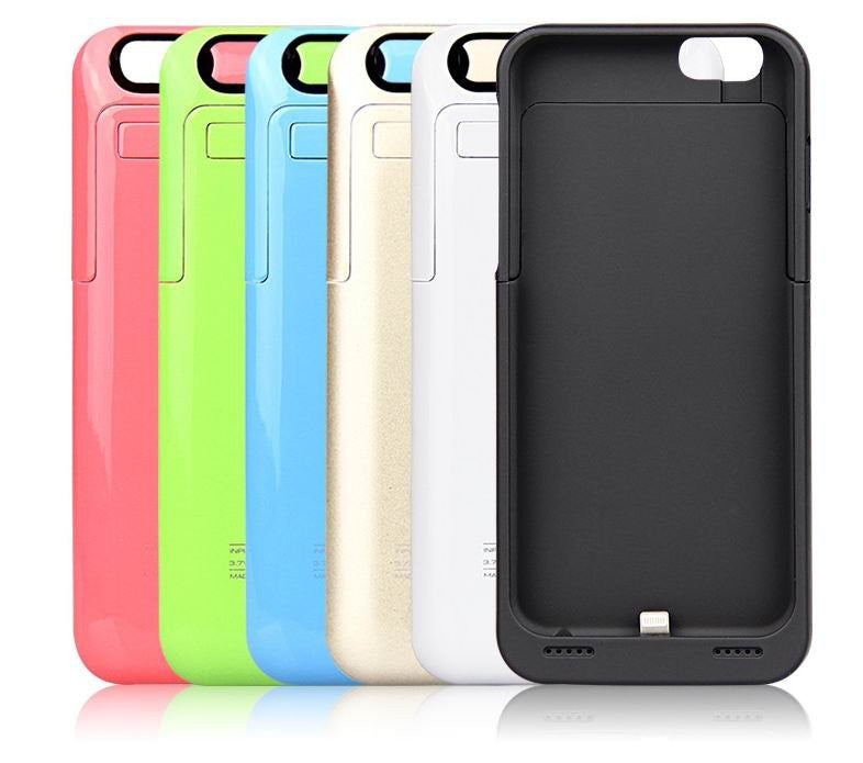 LizaTech iPhone 6 Power Case - 6 Colors!