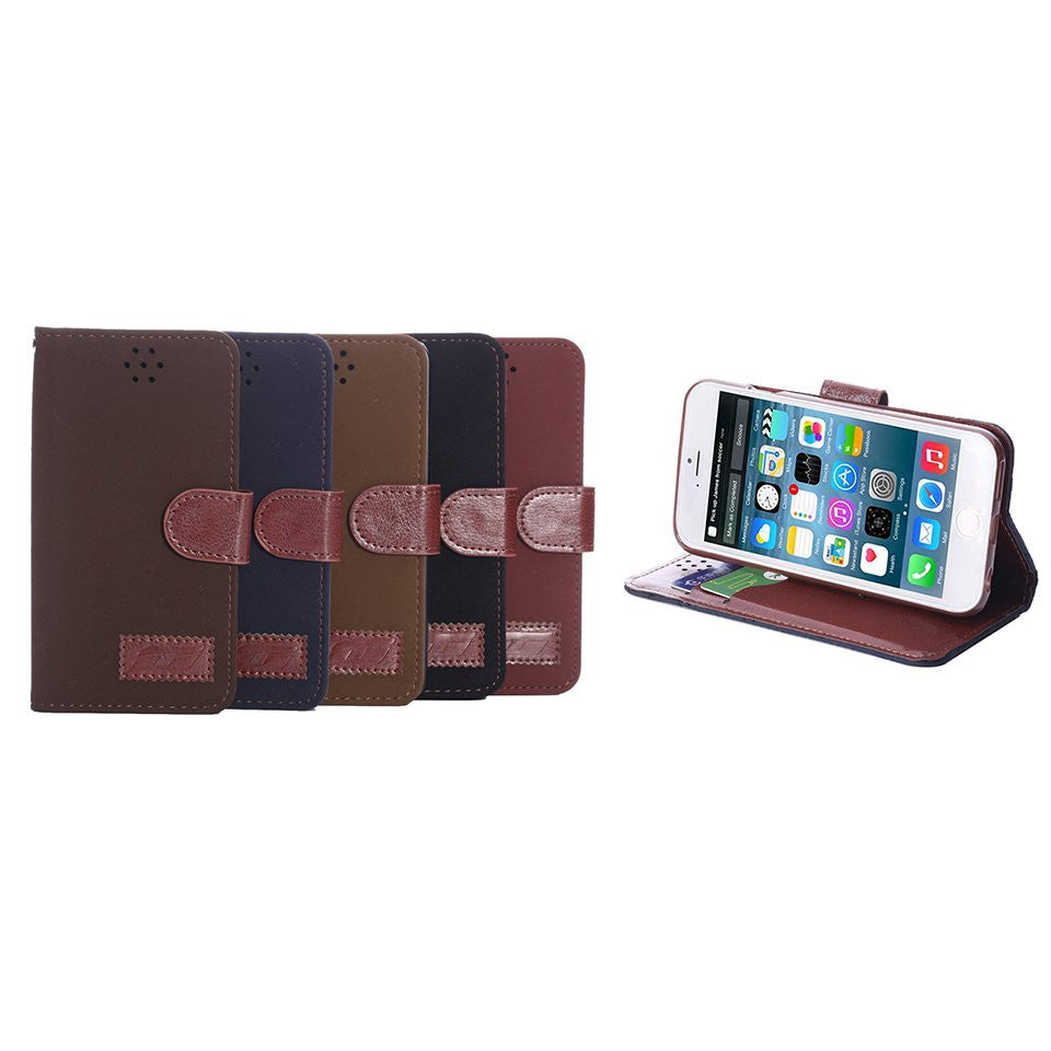 iPM U-Strap Leather Wallet iPhone 6 Case