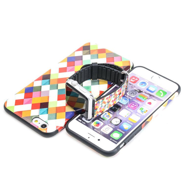 LizaTech Apple Watch & iPhone Case Matching Set