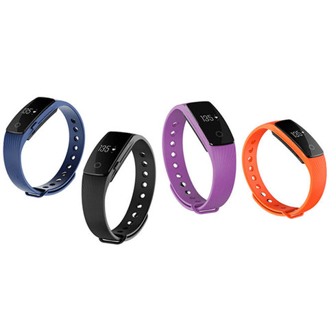 LizaTech Smart Band with Heart Rate Monitor