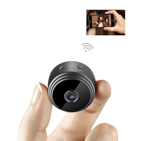 Spy Camera - Hidden Camera - Premium Pack - HD 1080P - Motion Detection - Surveillance Camera - Mini spy Camera - Nanny Camera - Best Spy Camera Charger - Hidden Camera Charger