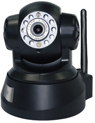 LizaTech 1080P Wireless Network IP Camera - Pan/Tilt, Wifi Enabled