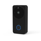 HD Wi-Fi Video Doorbell Camera - Low Power Consumtion Battery Doorbell Camera