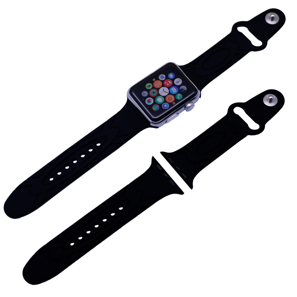 LizaTech Modern Silicone Replacement Watch Band
