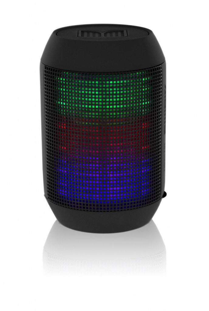 LizaTech Pump It Up LED Light Up Bluetooth Speaker