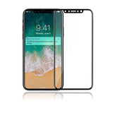 LizaTech iPhone 8/8+ Full Coverage Tempered Glass Screen Protector