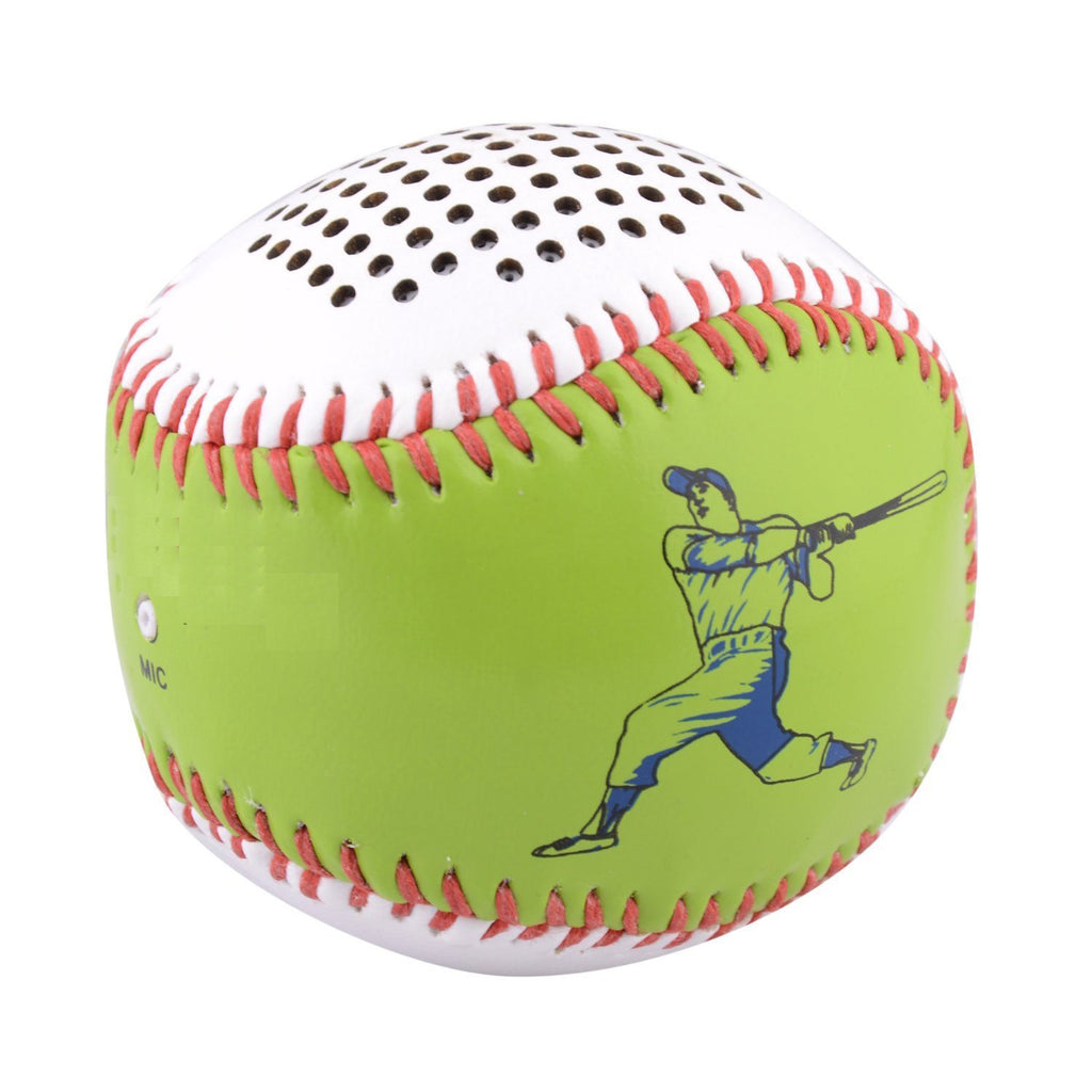 LizaTech Leather Baseball Bluetooth Speaker