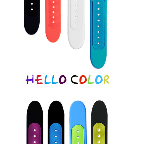 LizaTech Silicone Replacement Watch Band