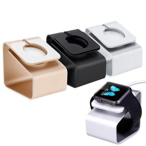 LizaTech Mini Aluminum Stand for Apple Watch