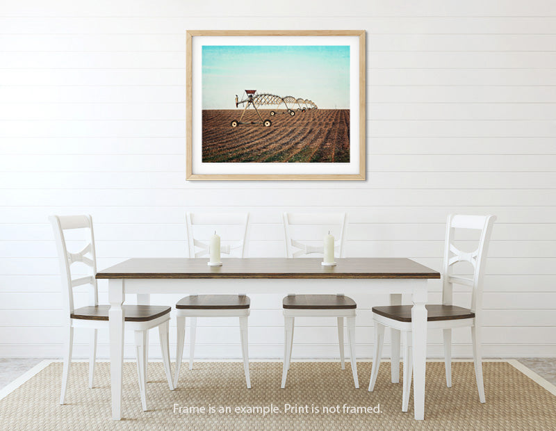 After the Harvest - Farm Photography for your Country Decor