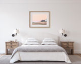 Beach House Dreams - Pastel Beach Photo