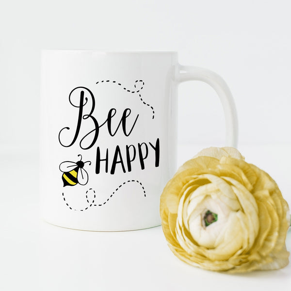 Bee Happy Mug