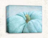 Blue Pumpkin - Rustic Blue Fall Decor