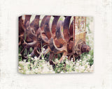 Breaking Ground - Farm Wall Decor
