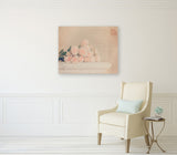 Carte Postale - Shabby Chic Wall Decor