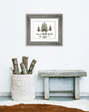 I Am a Child of God - Rustic Boys Nursery Art