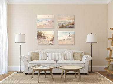 Coastal Print Set of Four
