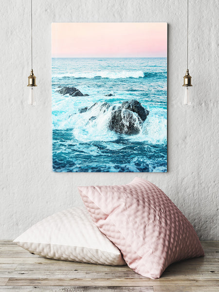 Crash - Ocean Wave Beach Print for your Coastal Decor