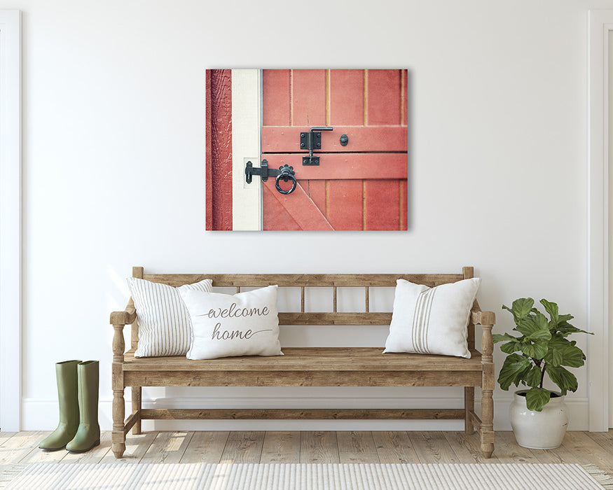Details Details - Barn Door Wall Art for your Equestrian Decor