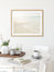 Dreamy Abstract Beach - Beach Wall Art
