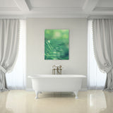 Emerald Forest - Green Wall Art