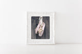 En Pointe - Ballet Shoe Photo for Girls Room