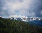 Estes Park - Mountain Landscape Photo for your Rustic Decor