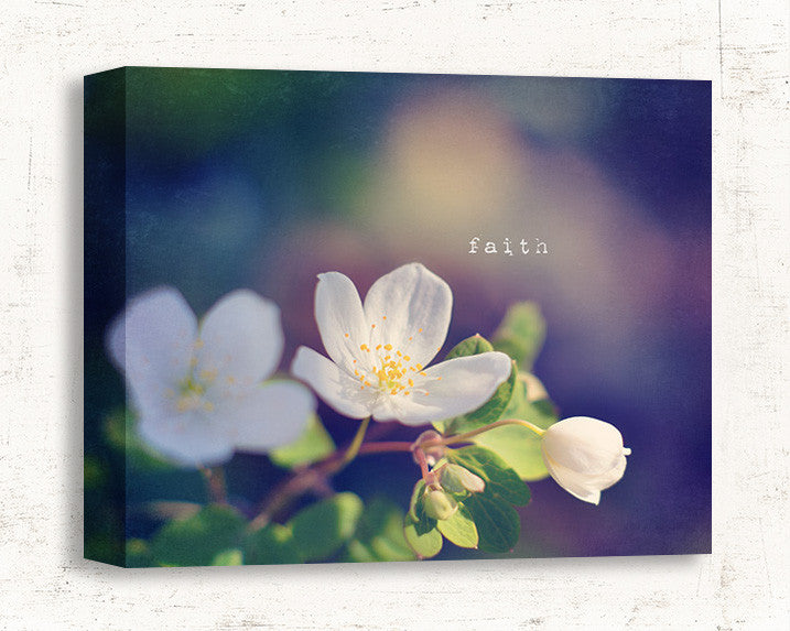 Faith - Inspirational Wall Art