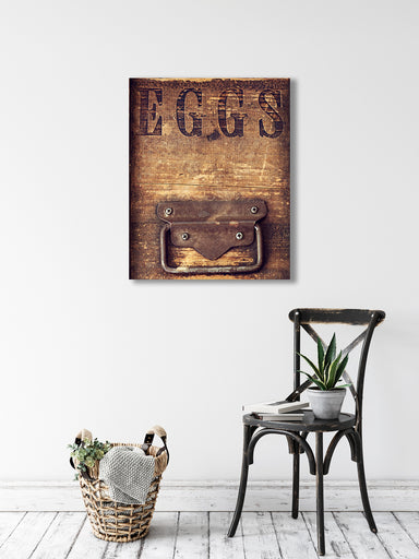 Farm Fresh - Farmhouse Wall Art for your Rustic Decor