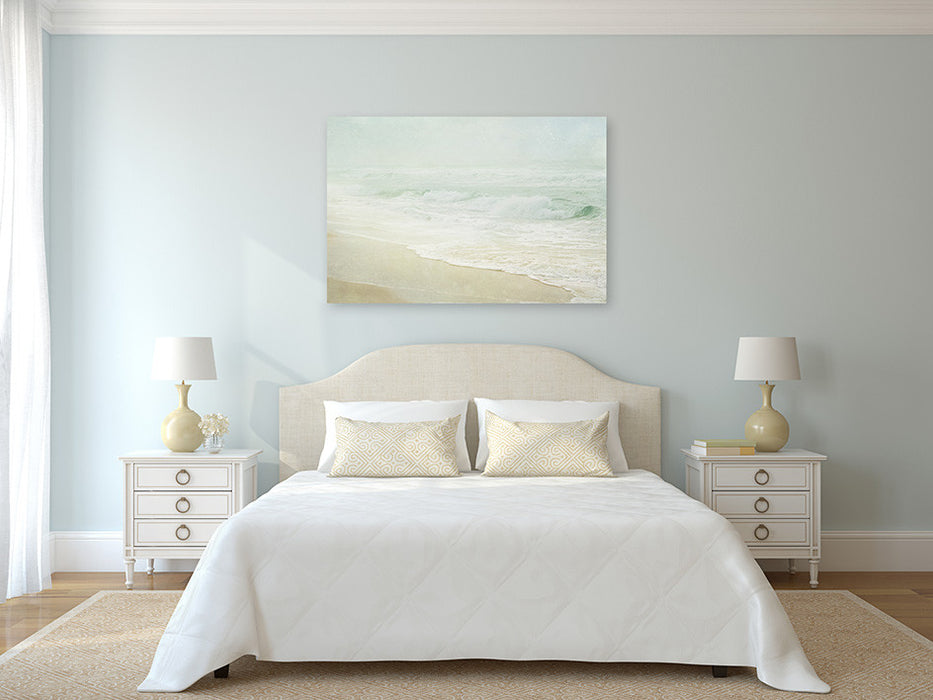 Foggy Beach - Coastal Wall Art for your Beach Cottage Decor