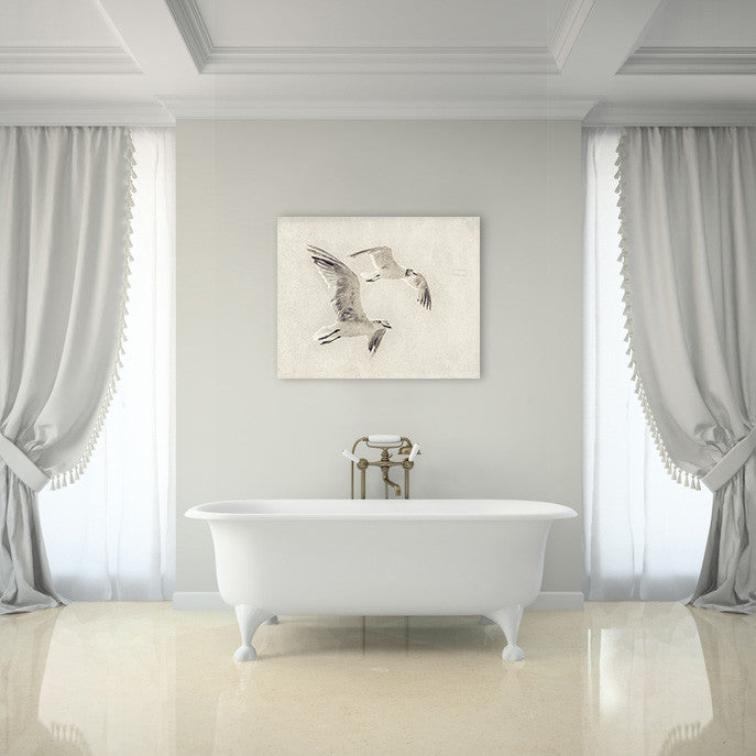 Gulf Gulls - Coastal Wall Decor for your Beach Cottage