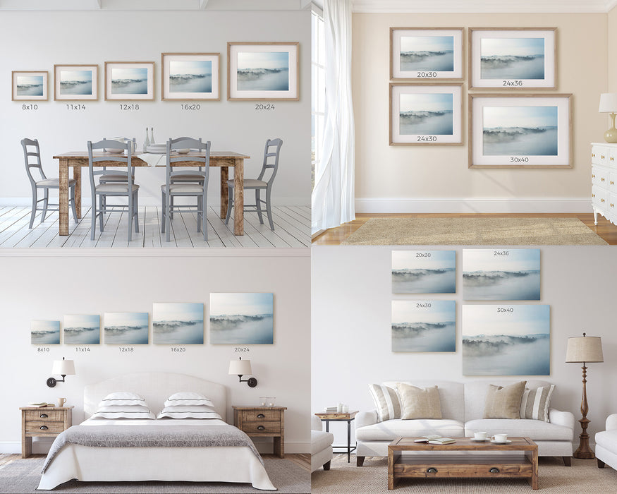Rocky Shores Rustic Coastal Wall Art For Your Beach House Decor