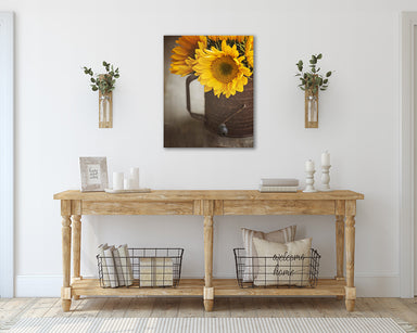 Late Summer Sun - Country Wall Decor