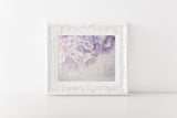 Lavender Dreams - Purple Nursery Decor
