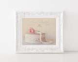 Mademoiselle - French Country Wall Art