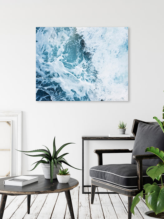 Make a Splash - Wave Wall Art for your Beach Decor