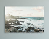 Monterey - Pacific Coast Beach Photo for your Rustic Coastal Decor