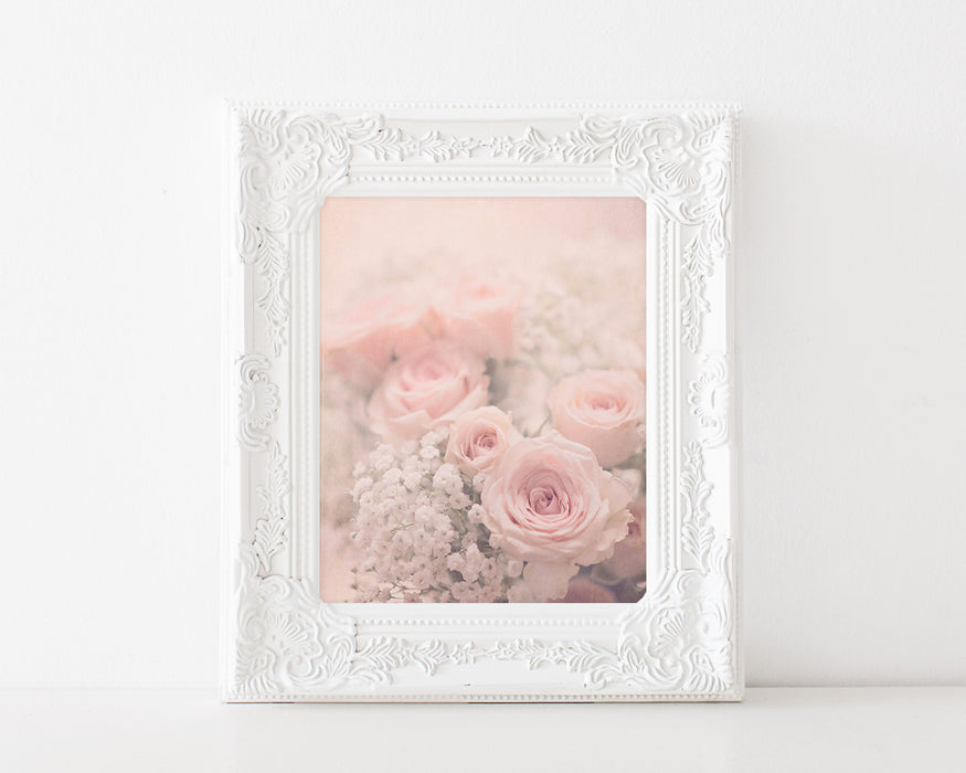 Springtime in Paris - Shabby Chic Wall Decor