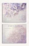 Purple Nursery Set of Two Prints