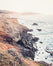 Sea Ranch Sunrise - Rustic Coastal Wall Art