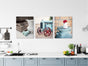 Kitchen Gallery Wall Art Set of Farmhouse Prints