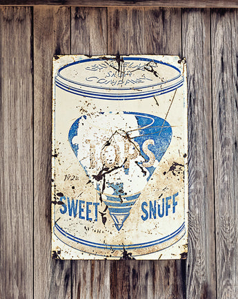 Snuffed Out - Primitive Wall Decor for your Rustic Home