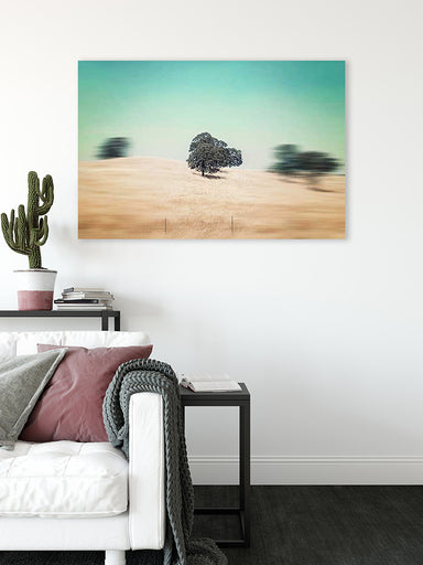 Stillness - Rustic Nature Wall Art