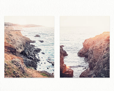 Sunrise to Sunset - Pacific Coast Beach Photos