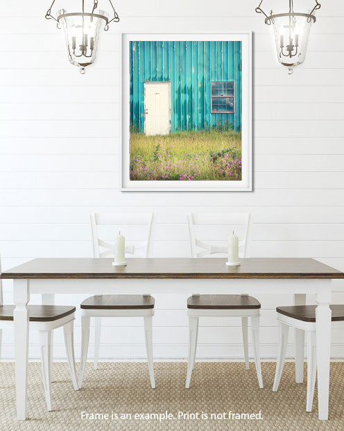 Vacancy - Rustic Country Wall Art